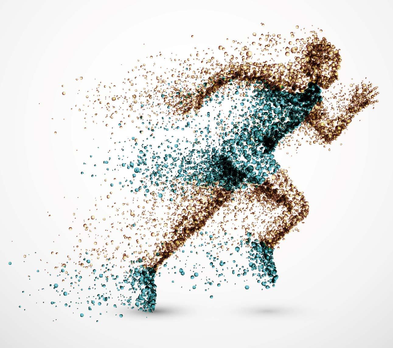 fysiotherapie rennende man amsterdam